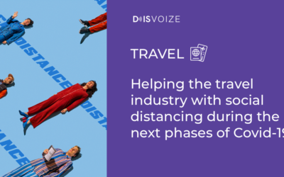 Helping the travel industry with social distancing during the next phases of Covid-19.