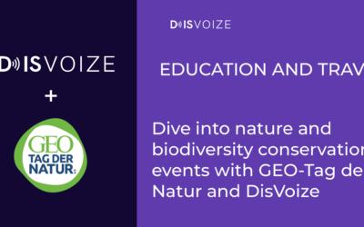 DisVoize + GEO